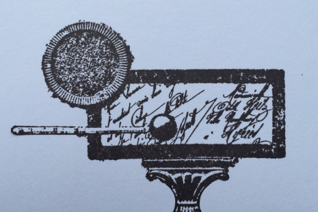 Eclectica³ 06 Cling Rubber Stamp
