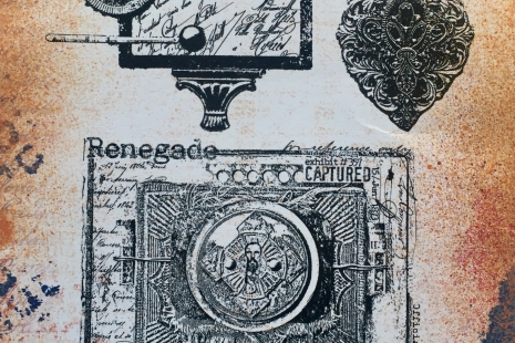 Eclectica³ 06 Cling Rubber Stamp Set