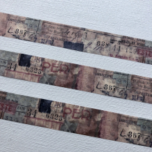Papier Platz Washi Tape: Monochrome