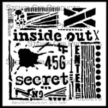Inside Out Stencil
