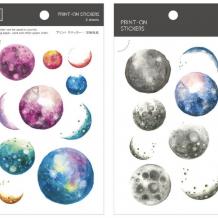 MU Rub-Ons: Outer Space
