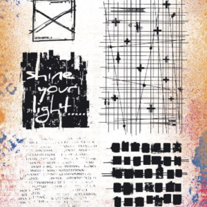 My PaperArtsy Rubber Stamp Sets