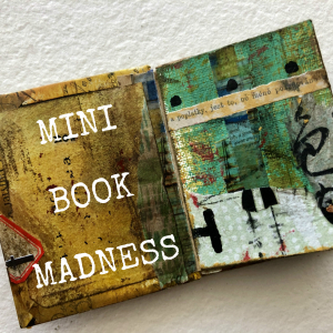 Mini Book Madness Online Workshop