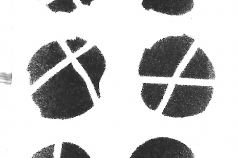 Ringers Cling Rubber Stamp Set
