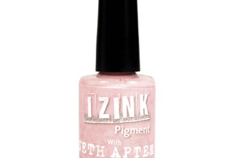 Izink Pigment Ink: Cotton Candy