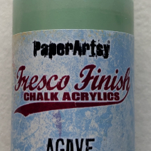 PaperArtsy Paint: Agave