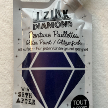 Izink Diamond: Beautiful Blue