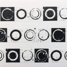 AALL & CREATE Washi Tape: Eclipses