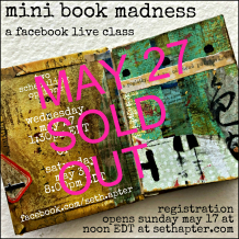 Mini Book Madness Online Class: May 27