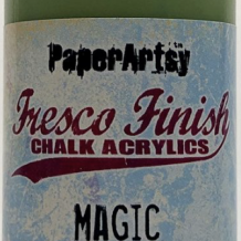 PaperArtsy Paint: Magic Moss