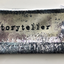 Storyteller small art carry-all
